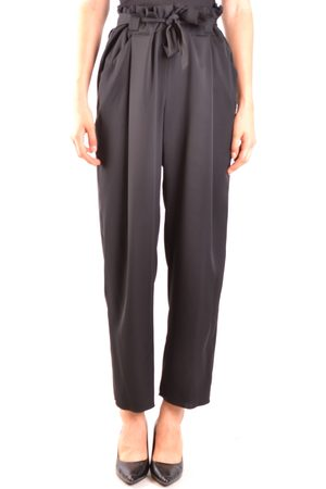 Armani High Waisted Trousers in