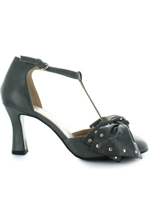 ETTORE LAMI LEATHER PUMP WITH BOW 36
