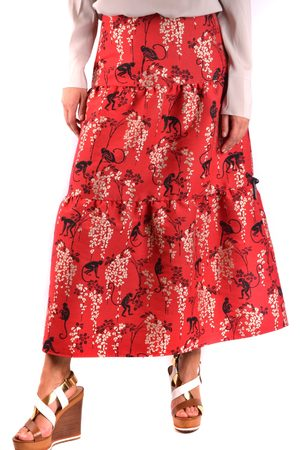 RED Valentino Women Maxi Skirts - Maxi Skirt in