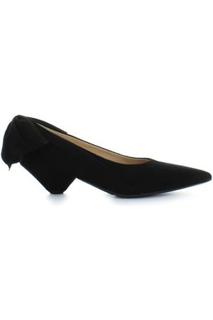 ETTORE LAMI SUEDE PUMP WITH BOW 36