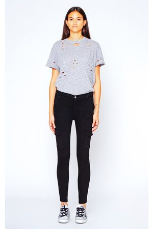 Black Orchid Camille Skinny Cargo