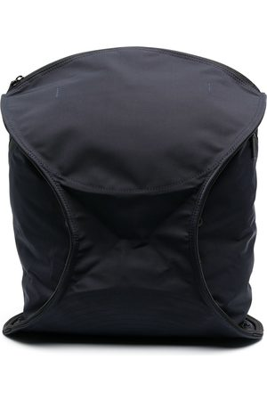 HOMME PLISSÉ ISSEY MIYAKE Geometric zipped backpack