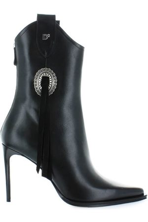 Dsquared2 RODEO HEELED ANKLE BOOT 38