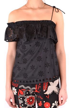 Red Valentino Sleeveless Top in