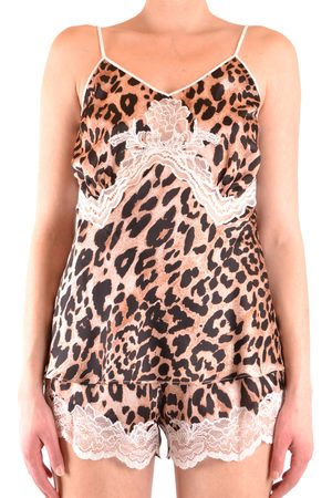 Paco Rabanne Women Vests & Camis - Cami in Leopard Print