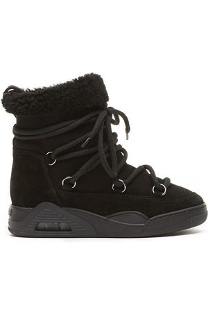 Serafini Women Boots - Suede Moon Boots