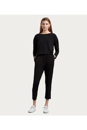MICHAEL STARS Women Jumpsuits - Portia Cambria Crepe Knit Jumpsuit