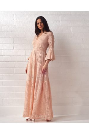CECILIA PRADO Light Knitted Maxi Dress
