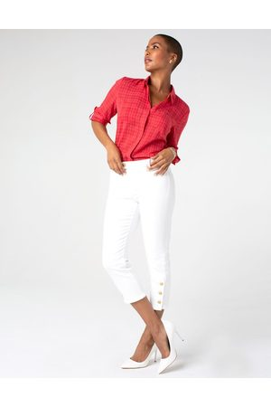 Liverpool Jeans Company Abby Crop Bright LM7117QY-W