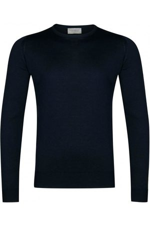 JOHN SMEDLEY Lundy Pullover - Orion