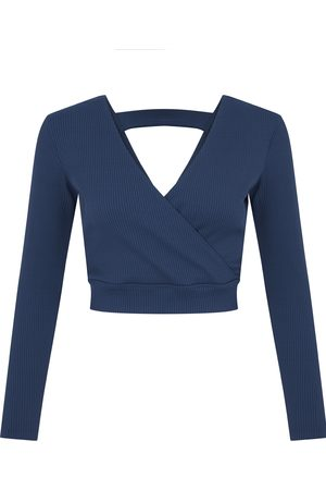 YEAR OF OURS Diana Ribbed Crop Top
