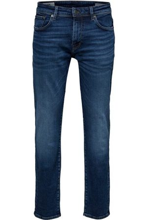SELECTED Men Straight - Straight Fit Jeans - Medium