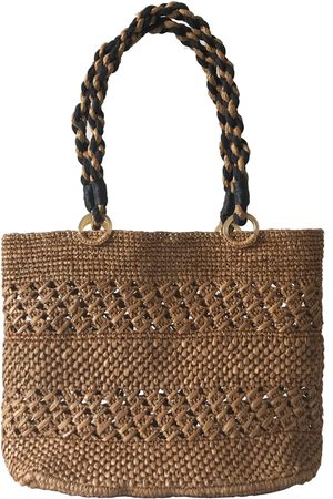 MARAINA LONDON MEVA beach tote bag in