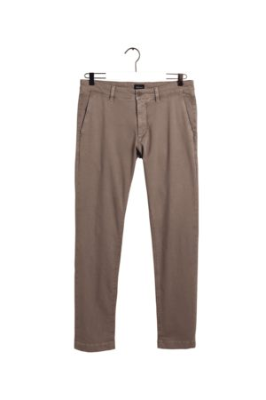 GANT Desert Slim Light Canvas Chino