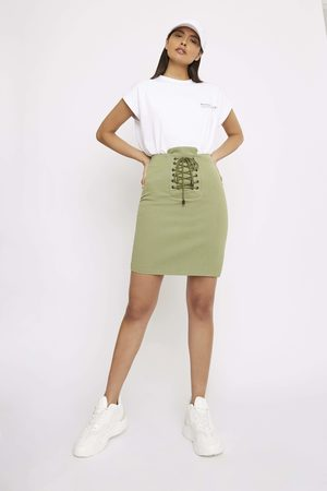 Whyte Studio Women Mini Skirts - THE 'PURE' MINI SKIRT