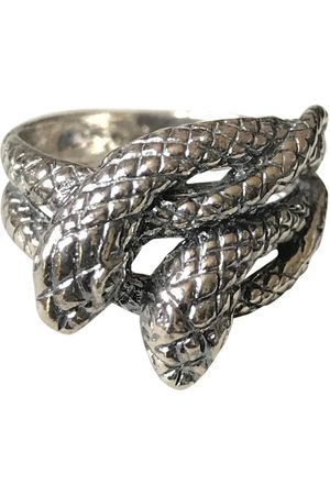 WINDOW DRESSING THE SOUL Double snake ring