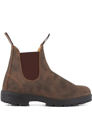 Blundstone Men Boots - 585 Boots - Rustic Leather