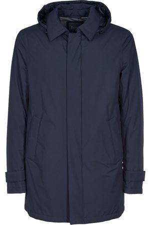 HERNO MEN'S PI107UL111219201 POLYESTER OUTERWEAR JACKET