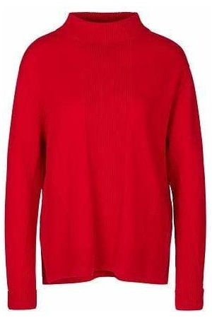 Marc Cain Women T-shirts - Sports Cashmere Sweater with Stand-Up Collar PS 41.09 M81