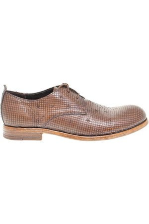Moma MEN'S 12805 LEATHER LACE-UP SHOES