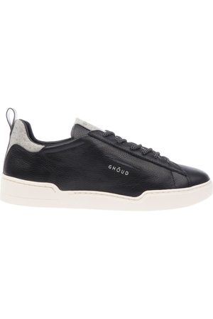 Ghoud MEN'S L2LMLW08LOB02 LEATHER SNEAKERS