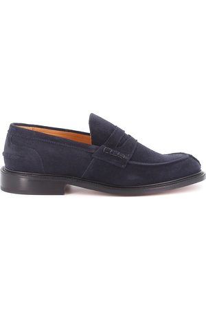 TRICKERS Men Loafers - JAMES PENNY LOAFER SUEDE