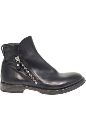 Moma MEN'S 56802 LEATHER ANKLE BOOTS