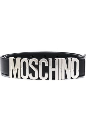 Moschino Men Belts - MEN'S A801280016555 LEATHER BELT