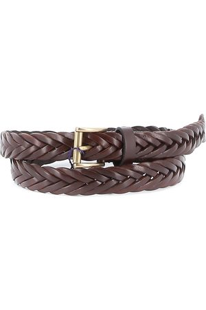 Anderson's LEATHER BRAID BELT