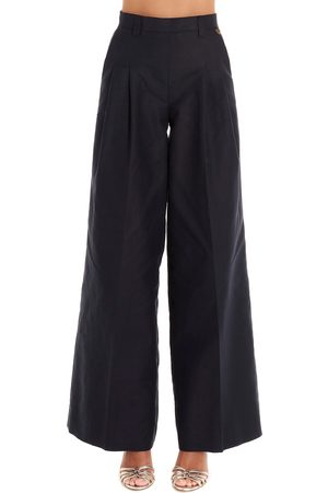Twin-Set TWIN-SET WOMEN'S 201TP225700141 COTTON PANTS