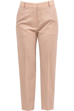 Jil Sander Enea Fleece Wool Pants