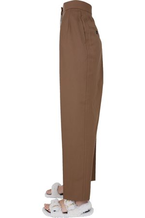 Marni Women Formal Pants - VIRGIN WOOL TROUSERS