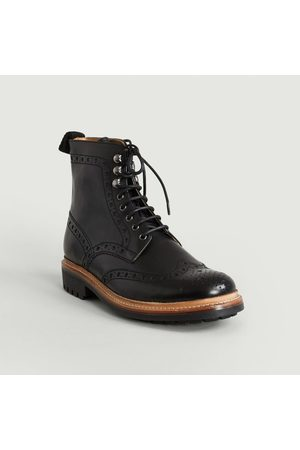 GRENSON Fred Boots Noir
