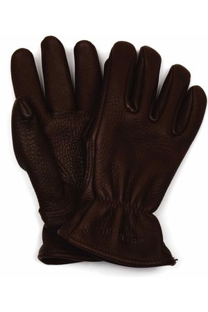 Red Wing Gloves - 95231 Lined Buckskin Leather Gloves