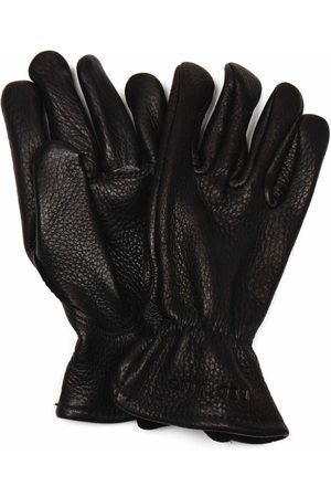 Red Wing Women Gloves - 95232 Lined Buckskin Leather Gloves - Size: Medium, Col