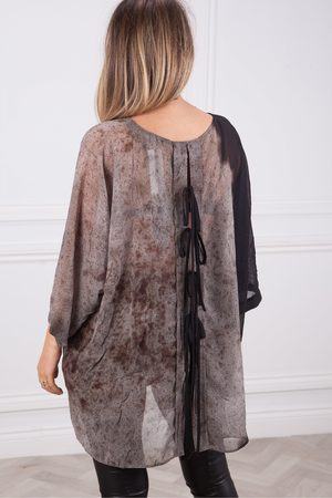 CREA Two Tone Tunic