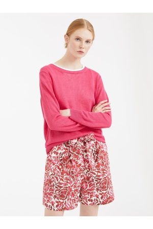 Weekend by Max Mara OUTLET Weekend by MaxMara Canarie Linen Crew Jumper