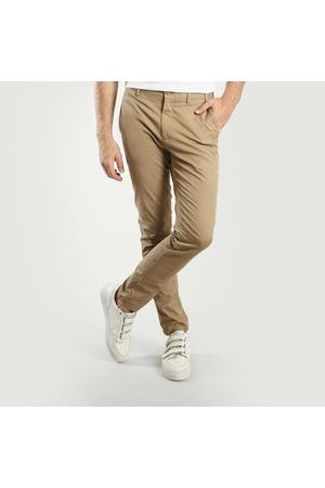 Norse projects Men Chinos - Aros Slim Stretch Chinos Utility Khaki