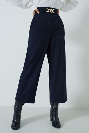 MARELLA Women Pants - Theodor Trousers in Navy