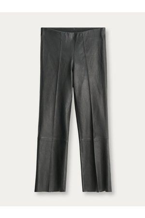 By Malene Birger Women Leather Pants - PHASE LEATHER