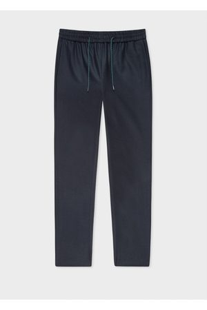 Paul Smith Flannel Drawstring Trouser