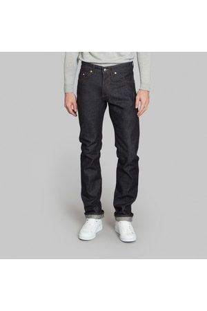 The Faraday Project Men Jeans - Gravity Jeans Raw