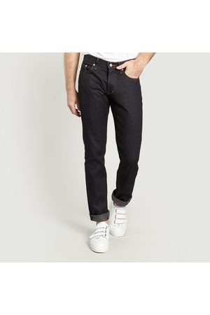 NAKED & FAMOUS Deep Stretch Selvedge Jeans Raw