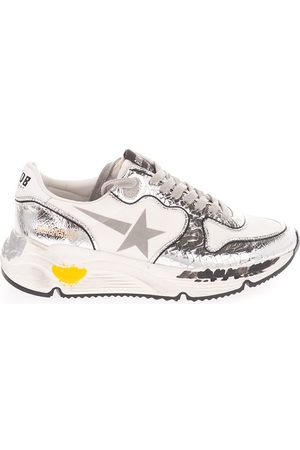 Golden Goose WOMEN'S GWF00126F00032780185 LEATHER SNEAKERS