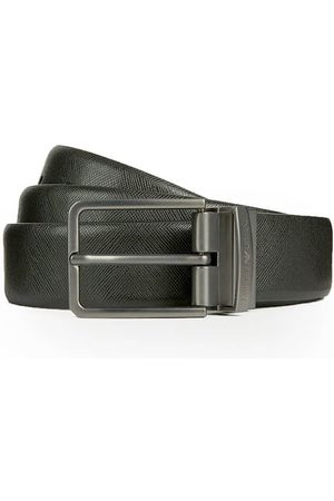 Emporio Armani MEN'S Y4S202YLP4J88001 LEATHER BELT