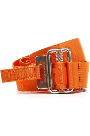 Heron Preston MEN'S HMRB005F20MAT0012276 POLYESTER BELT