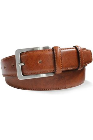 Robert Charles 1135 Leather Belt in Tan
