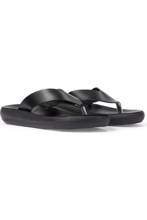 Ancient Greek Sandals Charys leather thong sandals