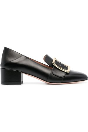 Bally Janelle 40 mm leather loafers
