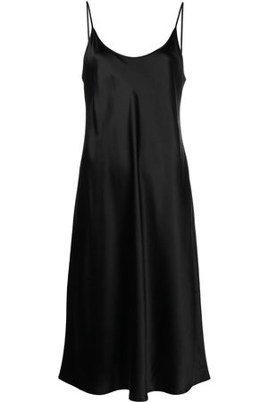 La Perla Women Nightdresses & Shirts - Scoop-neck satin cami nightdress